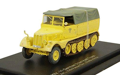 1/72 ドイツ陸軍3トンハーフトラック `第15装甲師団` HG5104