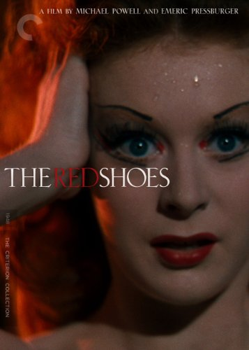 The Red Shoes - Shoe Babette