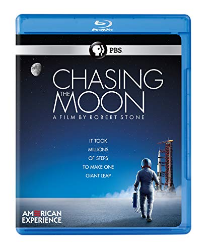 American Experience: Chasing the Moon Blu-ray