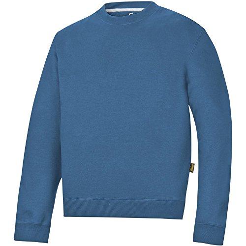 Snickers 28101700009 Sweat-shirt Taille XXXL Océan Bleu
