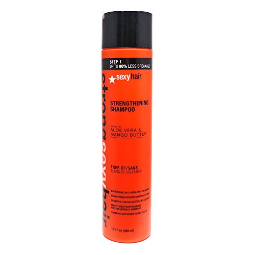 (SEXYHAIR Strong Strengthening Shampoo, 10.1 fl. oz.)
