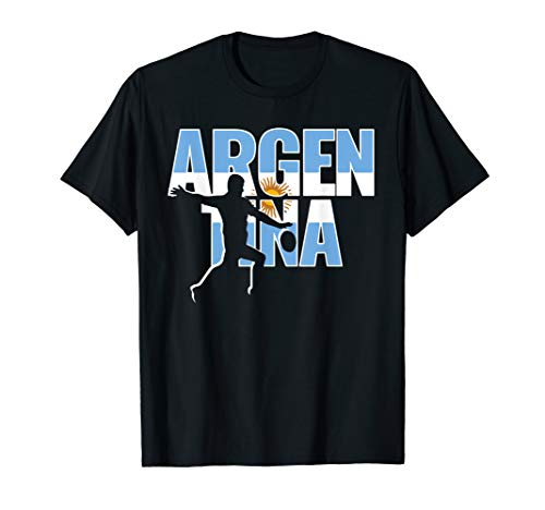 Argentina Rugby 2019 Fans Kit for Argentinian Supporters T-Shirt