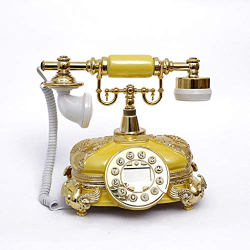 SUN HUIJIE Household Fixed Telephone Handsfree Telephone Caller ID LandlineBedroom Phone
