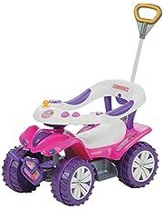 Biemme 719 Veiculo para Bebe Sofy Style Car Articulado, Multicor