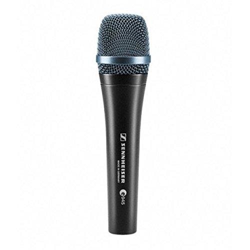Sennheiser e945 Supercardioid Dynamic Handheld Mic (Supercardioid Microphone Capsule)
