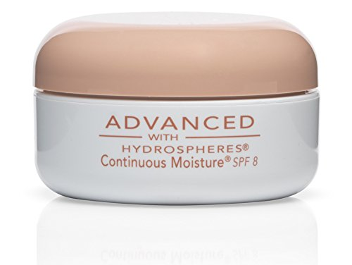 Principal Secret - Advanced - Continuous Moisture - Vitamin A, C, E Day Cream Broad Spectrum SPF 8 - 2 Ounces (Victoria Secret Creams)