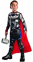 Rubie's Costume Avengers 2 Age of Ultron Child's Thor Costume, Small