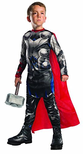 Halloween Avengers (Rubie's Costume Avengers 2 Age of Ultron Child's Thor Costume, Medium)