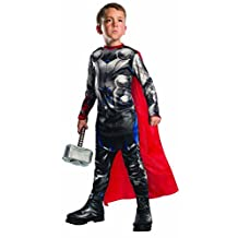 Rubies Costume Avengers 2 Age of Ultron Child's Thor Costume, Small