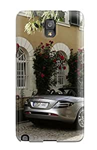 DanRobertse Scratch-free Phone Case For Galaxy Note 3- Retail Packaging - Mercedes Wallpaper