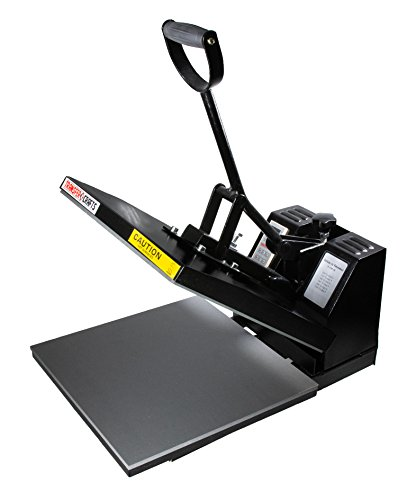 Transfer Crafts T-Shirt Heat Press & Digital Sublimation Machine (15 x 15)