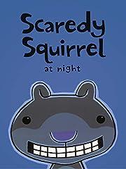 Scaredy Squirrel at Night af David DeVries