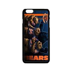 Fierce Panda Very Powerful Athlete Chicago Bears Iphone 6 4.7 Case Cover Shell (Laser Technology)
