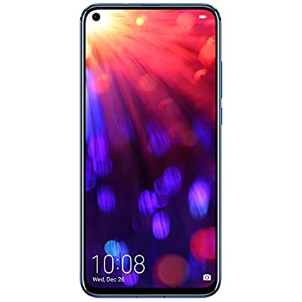 Honor View 20 Dual-SIM (128GB ROM/6GB RAM, GSM Only, No CDMA) Factory  Unlocked 4G/LTE Smartphone - International Version (Sapphire Blue)