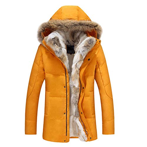 Veste Court Jacket Veston Yellow Femme 5xl Parka s Capuche Chaud Hiver Manteau Ghh À Blouson Fourrure CqXHwxCI