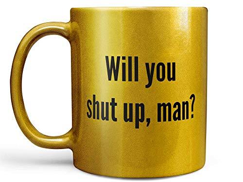 Details about  /Will You Shut Up Man Joe Biden Meme Coffee Mug