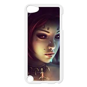half devil lancer iPod Touch 5 Case White Gimcrack z10zhzh-3223541