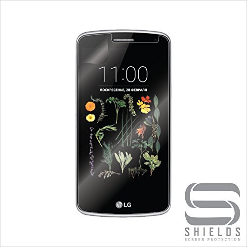 (2-Pack) S Shields Screen Protector for LG Q6...