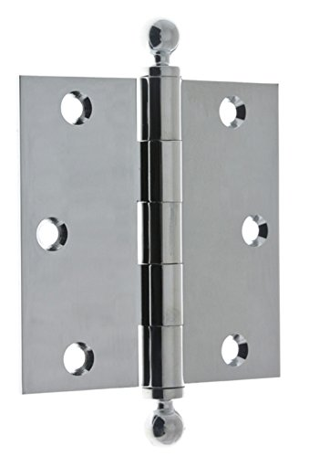 IDHBA 80102-026 Professional Grade Quality Solid Brass x 3-1/2