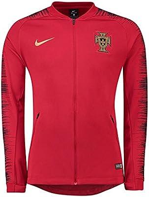 Nike 2018 2019 Portugal Anthem Jacket (Red) Kids: Amazon