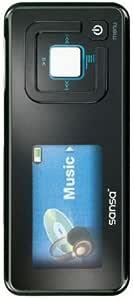SanDisk Sansa c 250 Portable MP3 Player 2 GB with FM Tuner Black