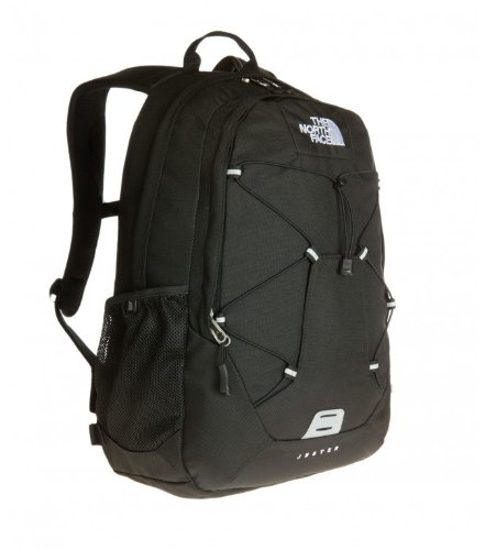 The North Face Jester Backpack - terrarium green/zinnia orange, one size