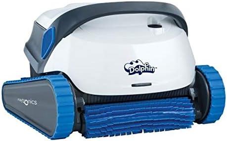 Dolphin - Robot Limpiador automático S200, Fondo y Paredes, para Piscinas de hasta 12 m