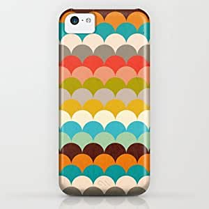Society6 - Autumn Frolic, Harvest Hues iPhone & iPod Case by Designer Ham