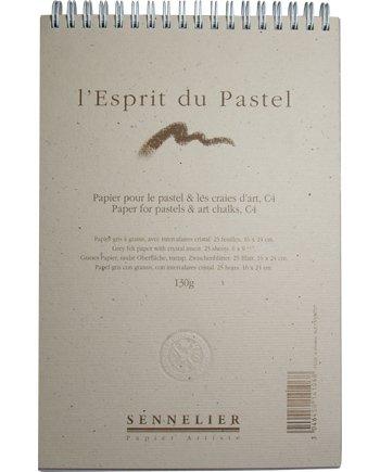Sennelier C4 25 Sheet Pastel Pad 6x9-1/2
