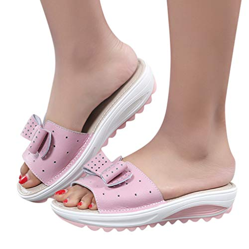 06f760405d75c XLnuln Women s Water bash Slippers Breathable Casual Flats Fashion Thick  Bottom Beach Shoe Garden Clog Shoes