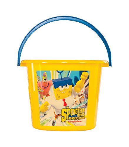 Rubie's Spongebob Movie: Sponge out of Water Trick-or-Treat Pail]()
