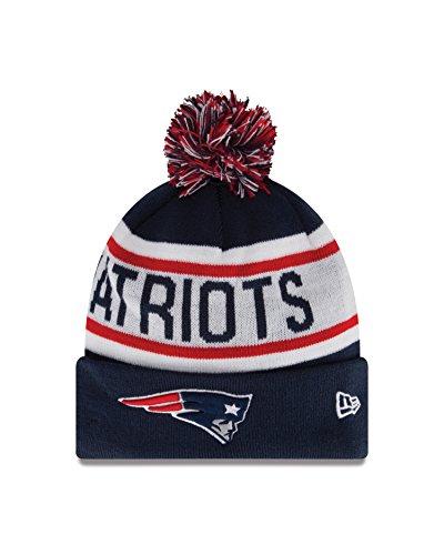 NFL New England Patriots Biggest Fan Redux - New Era 2014 Patriots Knit Hat