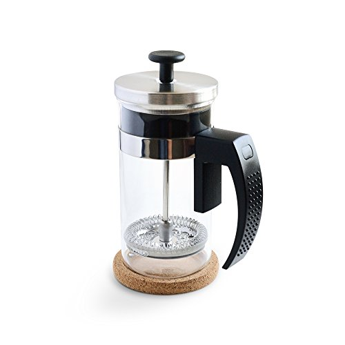 41kzO5MGefL  Cup French Press Coffee Maker Amazon Com Brillante Small French Press Coffee Maker With  Ounce  Cup Glass Beaker