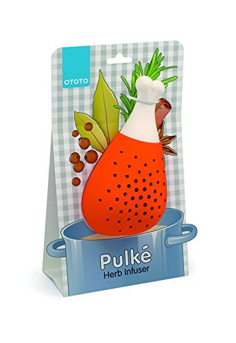 Mull Spice - Ototo Pulke Drumstick Shaped Silicone Herb and Spice Infuser