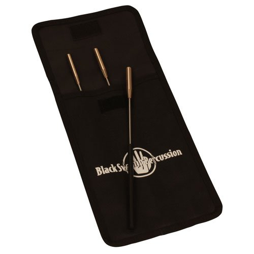 Black Swamp BSSPSET1 Spectrum Triangle Beaters with Nylon Case