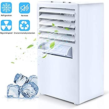 Amazon Com Deleaboa Portable Air Conditioner Mini