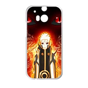 Happy Naruto Cell Phone Case for HTC One M8