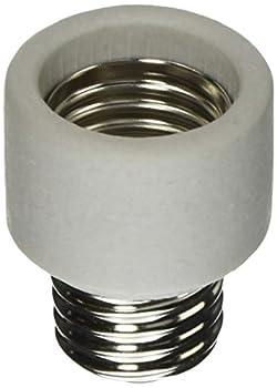 SUNLITE 12pcs E131 Medium Base porcelain socket extender
