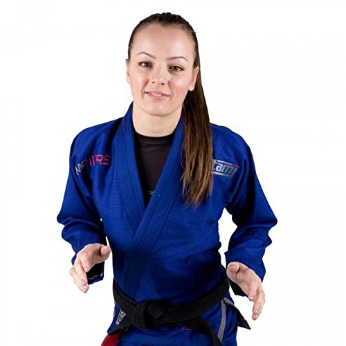 Tatami Fightwear Comp SRS Lightweight Ladies BJJ Gi Blue por Tatami Fightwear