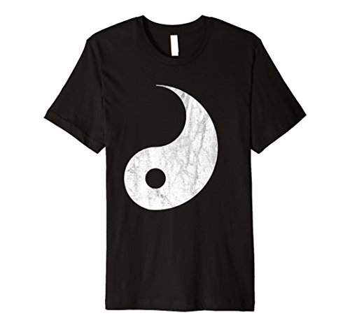 Yin and Yang Couples Halloween Costume of Festival T-shirt -
