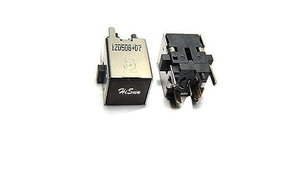 DC Power Jack Connector Plug For HP Pavilion 23-b329c 23-b364 23-b390 23-b396