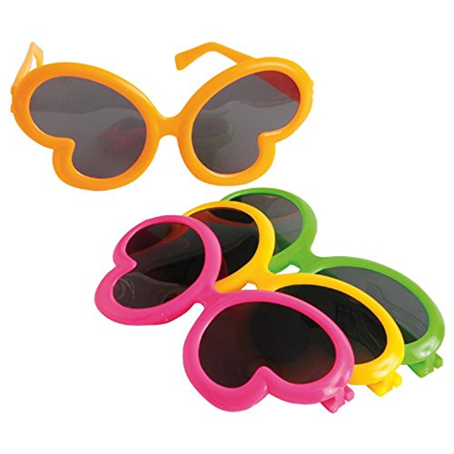 US Toy Butterfly Sunglasses (1 Dozen)