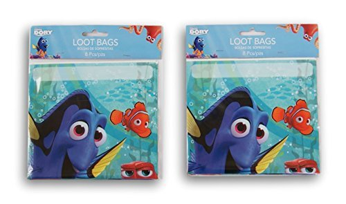 Party Supply - Finding Dory - 16 Party Favor Loot -