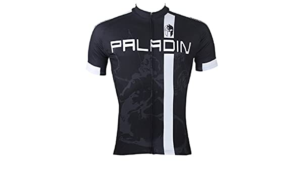 Paladin Cycling Jersey for Men Short Sleeve Remy Martin Pattern Black Bike  Shirt Size XL  Amazon.ca  Sports   Outdoors 558bed87f