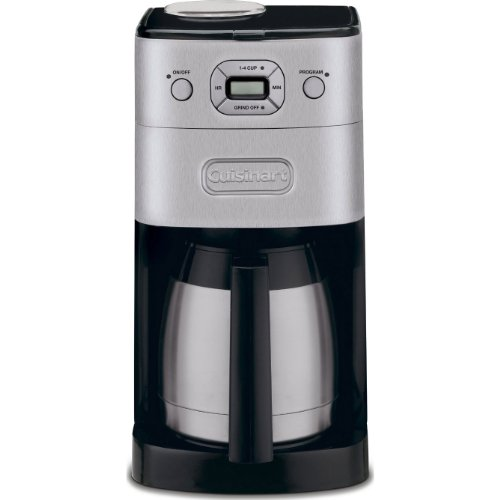 Cuisinart DGB-650BCFR Grind-and-Brew Thermal 10-Cup Automati