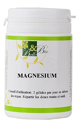 Belle & Bio : Magnesio marino con vitamina B6 - 200capsulas