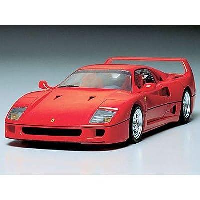 Tamiya America, Inc 1/24 Ferrari F40, TAM24295: Toys & Games