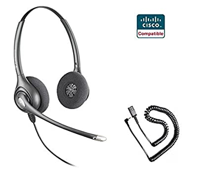 Amazon com : Linksys Cisco SPA Compatible Plantronics HW261N