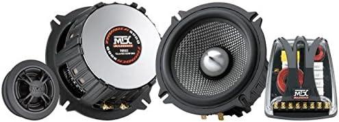 MTX MTXRTC402 - Pack de altavoces para coche: Amazon.es: Electrónica