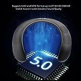 Neckband Portable Bluetooth Speakers, Bluedio HS